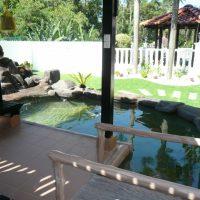 New Koi Pond @ Bukit Segar, Cheras